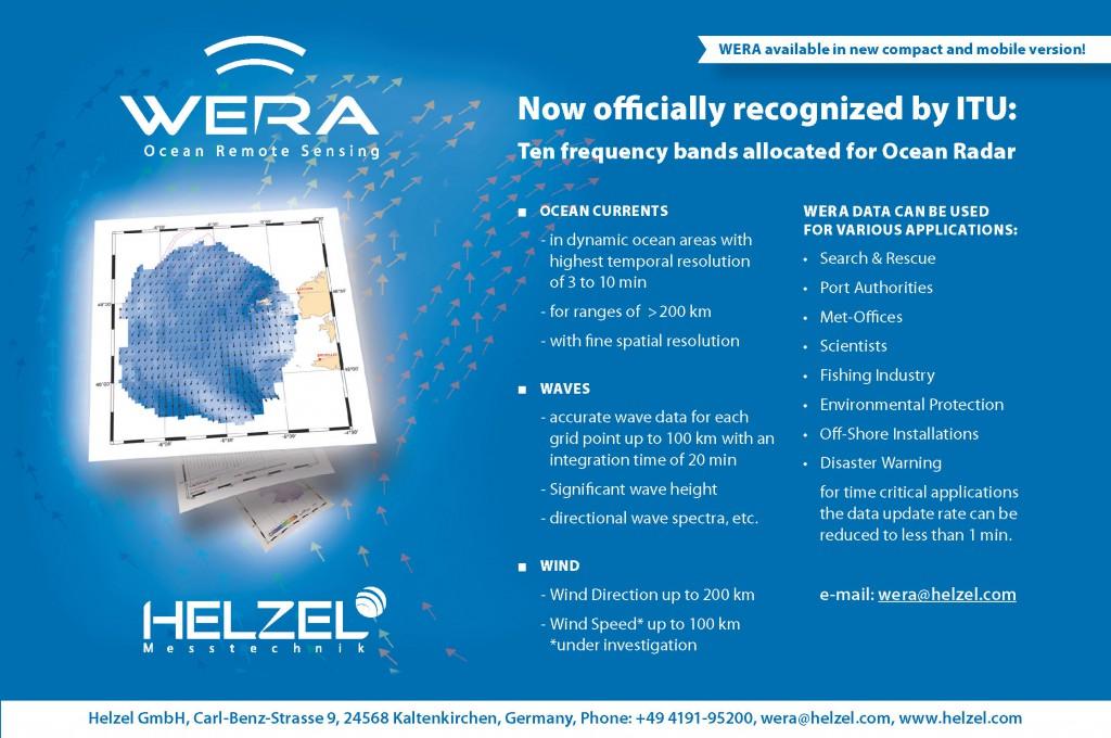 Helzel WERA Print ad