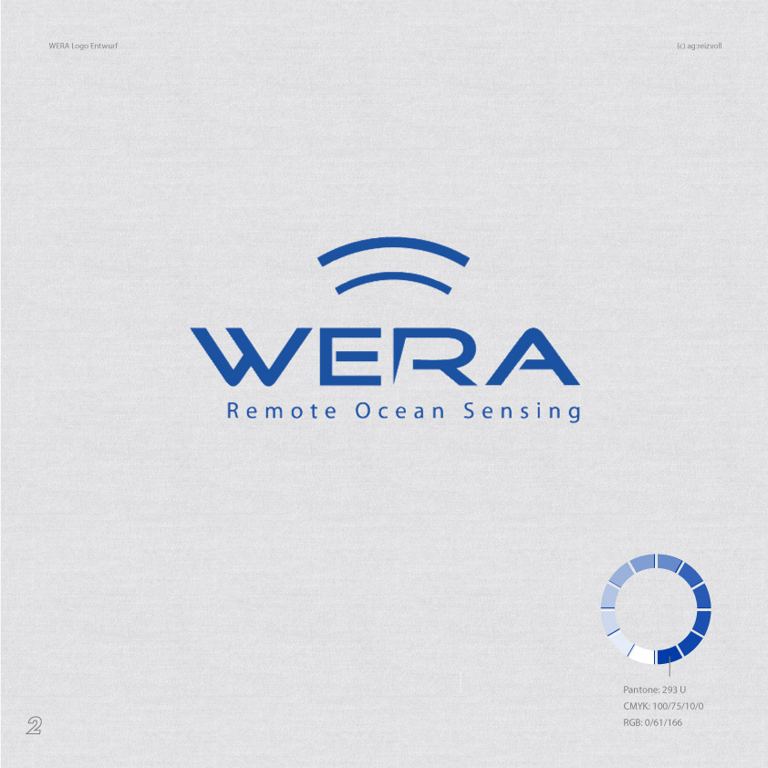 making of Logo WERA (1)